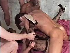 Груповой секс svensk