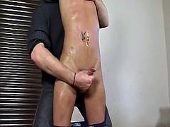 Порно геи иголки в члены