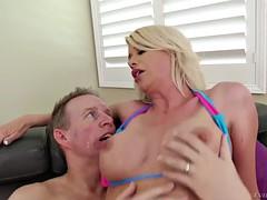 Гигантские члены для блонди анал порно 7