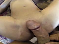 Large amateur sex