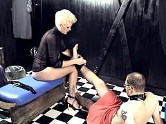 Порно госпожа бдсм в германии