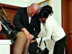 Euro maid fetish blowjob and to fuck