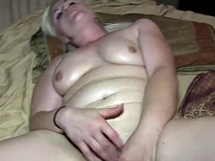 Blonde tolstoy freak luvs arab dick and sex toys
