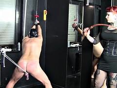 Видео женского садо мазо доминирования #3