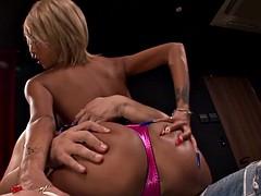 Mana izumi pornstar shows her anal creampie