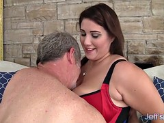 Thick and beautiful angel plumper deluca hardcore sex
