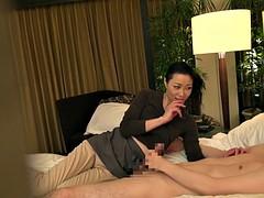 Subtitled japanese milf seduction massager in hd