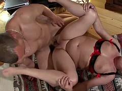 naturalne domowe porno