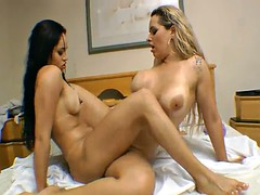 Brazilians with big tits lesbian Brazilian Lesbian Big Tits Videos From Jizzbunker Com Page 1 Of 2