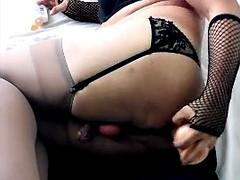Порно ролики анальный оргазм кроссдрессеров