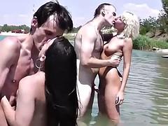 Nudisti orgys