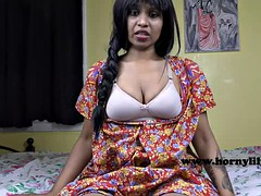 Horny lily sexy indian mother role playing