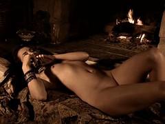 Indian lustful lover hot dance