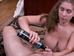 strokies big titty alex chance handjob