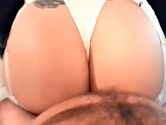 butt tales - hot sex with chubby big ass brazilian pawg milf