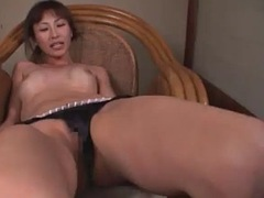 japanese housewife gets smashed at home