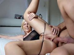 amateur blond anal