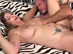 super hot mature sex with charming granny jade blissette