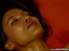 extended massage for indian beauty