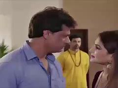 Horny rekha aunty sucking increased by hard fucking indian