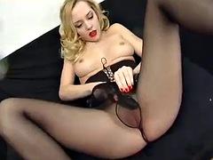 Schwarz anal annette New Annette