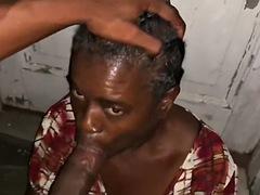 Blow job granny MATURE BLOWJOB