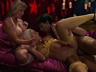 Only3x Presents - Adrianna Nicole in Lesbians - Facial Cumshot scene - TRAILER