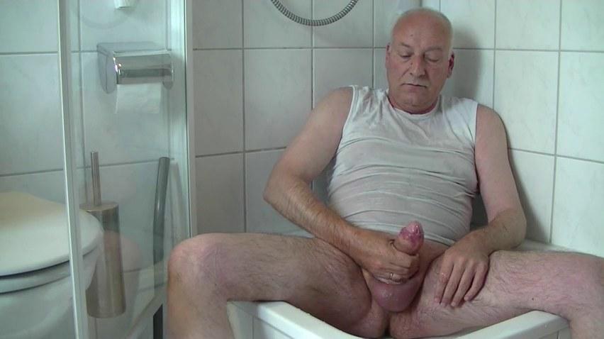 Ηλικιωμένοι άνδρες μεγάλες πούτσες