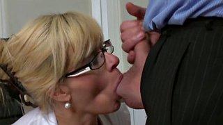 Madison Ivy fickt ihren Boss