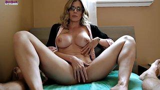 My bossy step mom big tits creampie Step Mom Pov Family Sex Videos Mom Son Sex Siblings Fuck More
