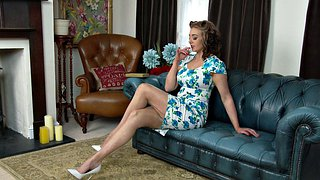 excited milf porn stockings lingere think, that