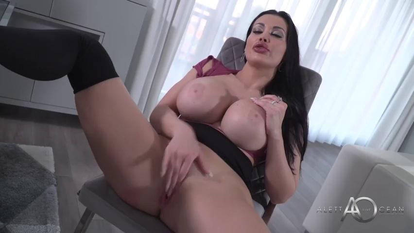 Aletta Ocean Solo Masturbation Sex Pass Trueanal 1