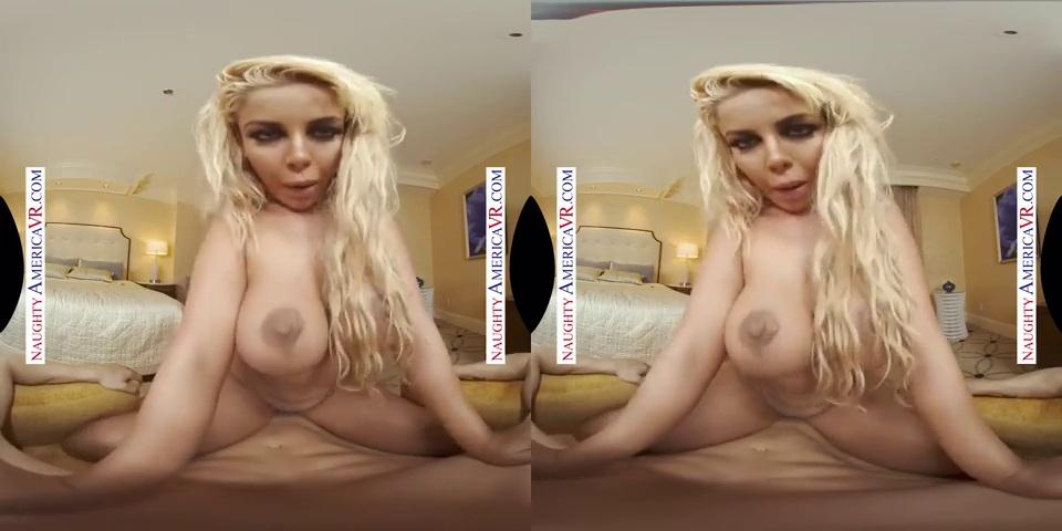 Big Titted Blonde Chick Bridgette Seduces The Repairman Watchxxxfree 1