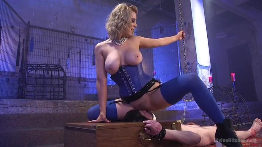 Arschlecken Sklave Femdom